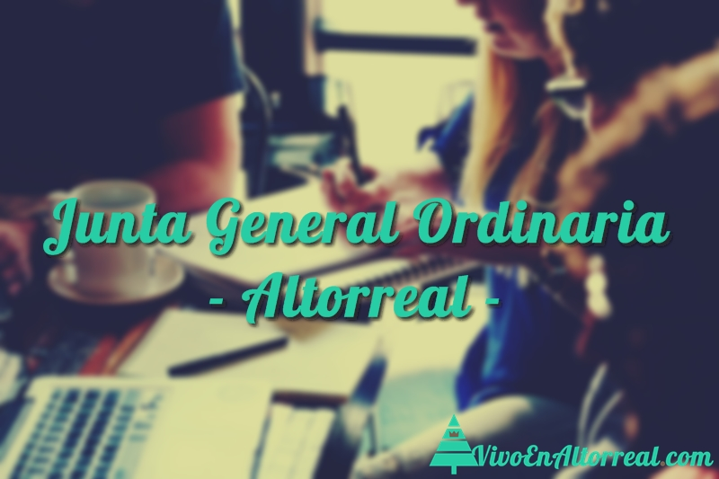 Junta General Altorreal