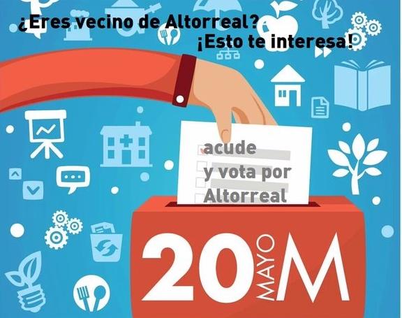 Vota por Altorreal: lo necesitamos