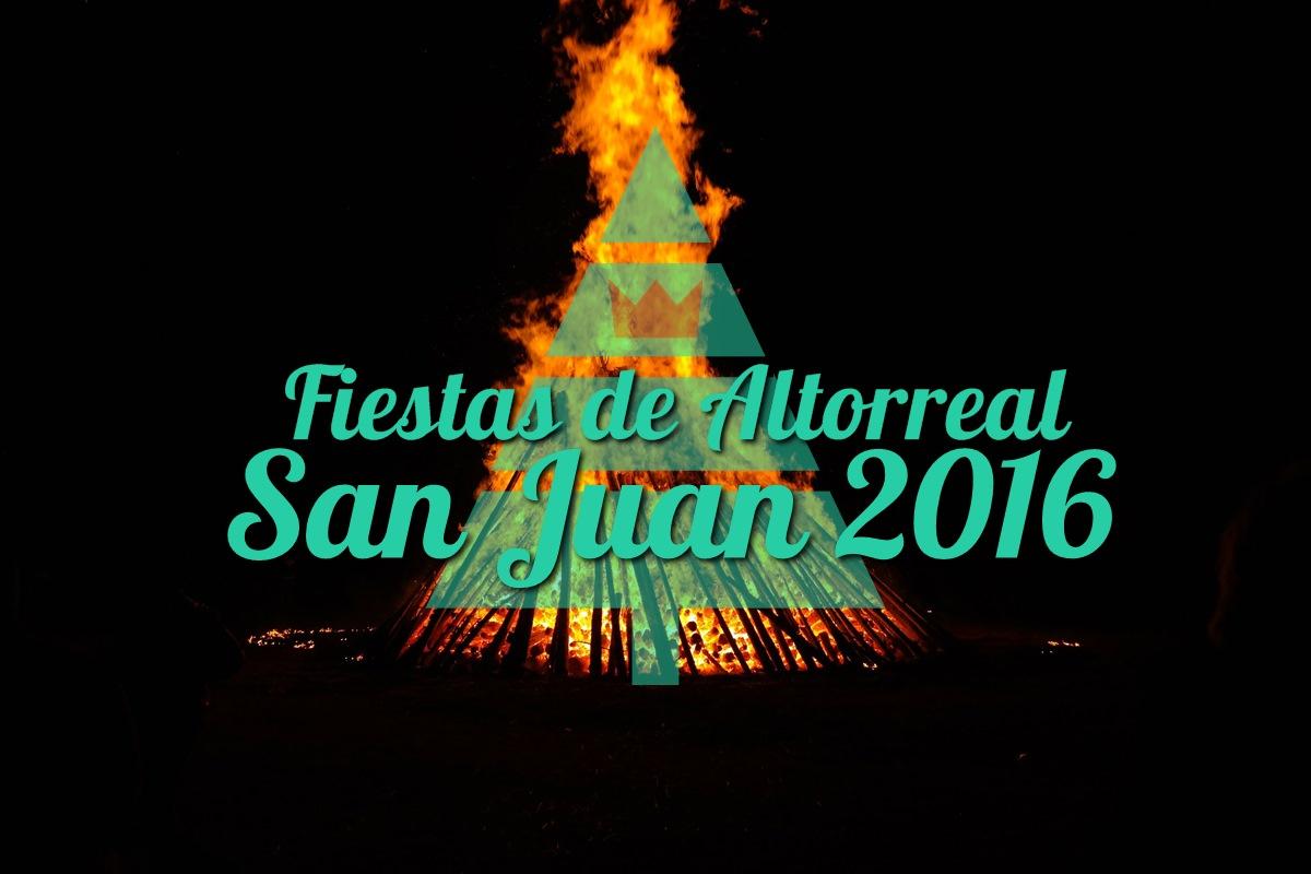 Fiestas de Altorreal: San Juan 2016