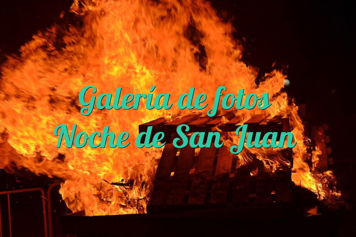 Galería: Noche de San Juan