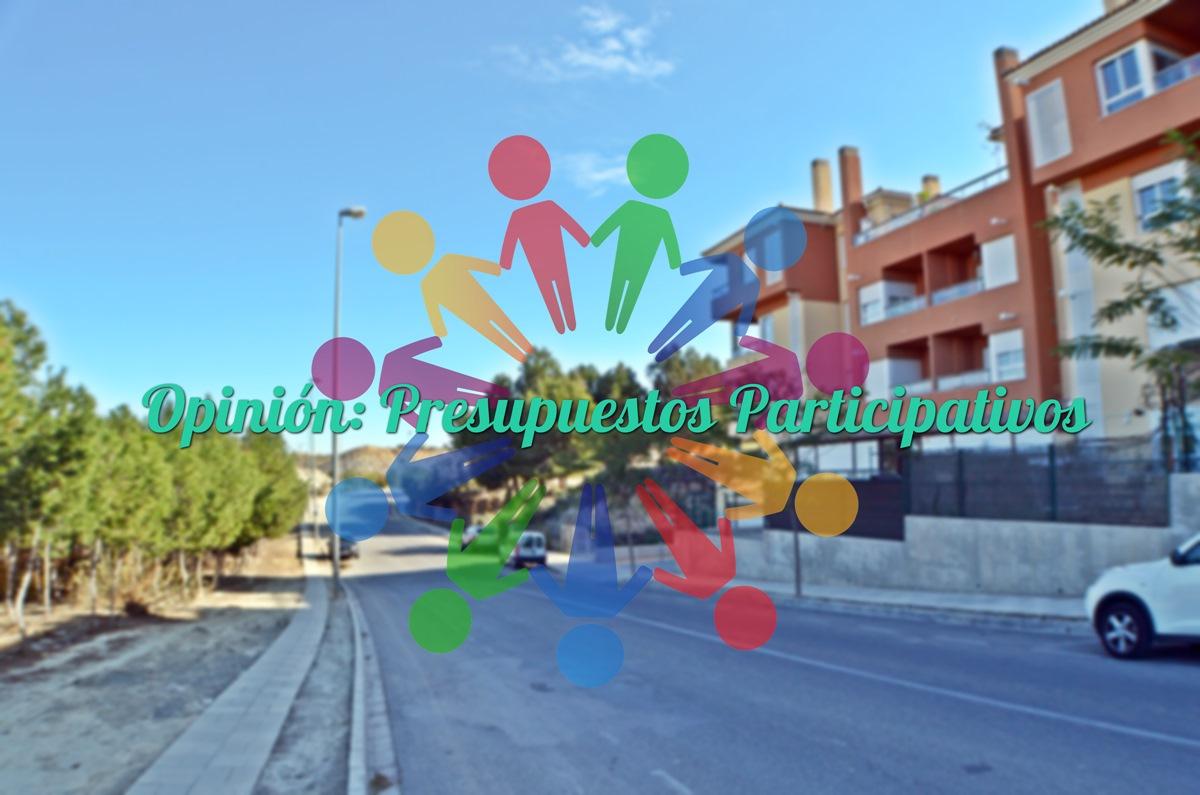 Presupuestos Participativos #MolinadeSegura