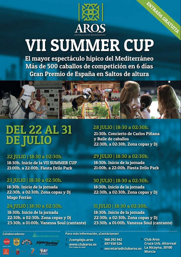 cartel summer cup 2016