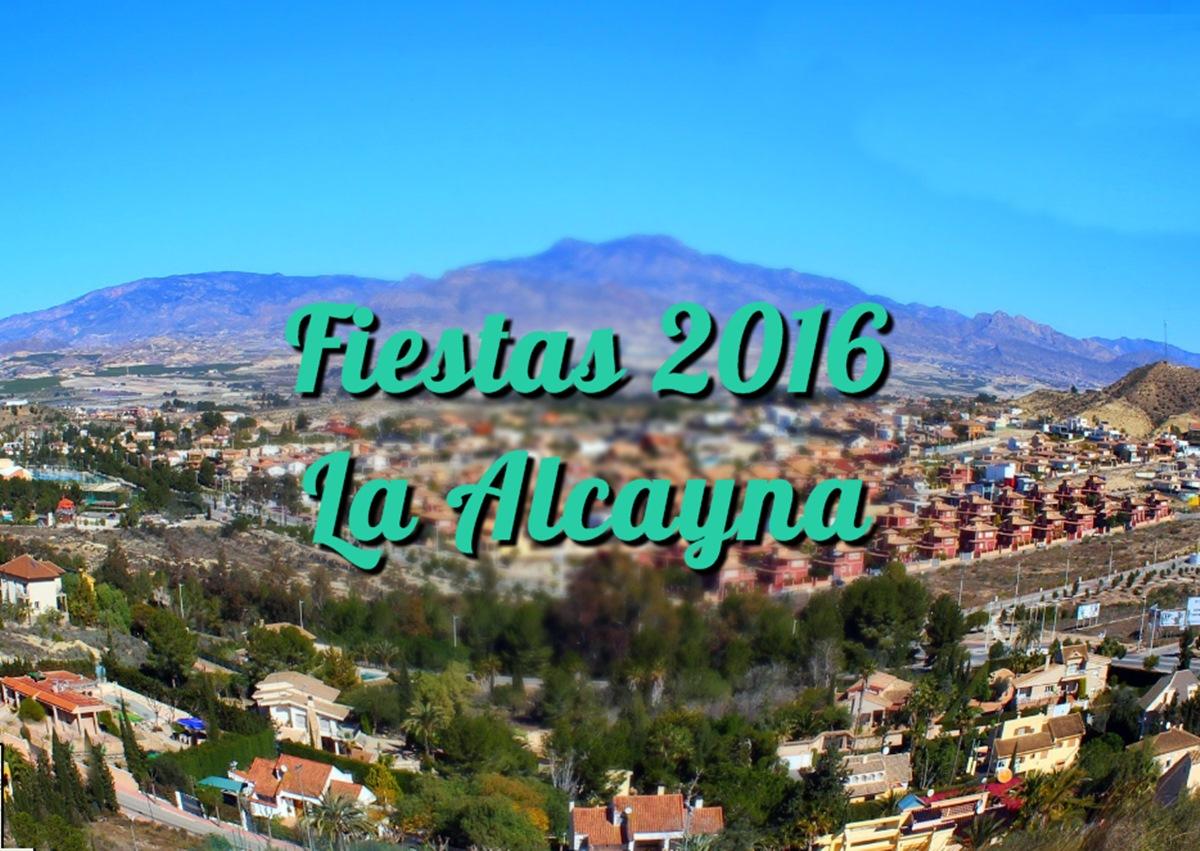 Fiestas de La Alcayna 2016