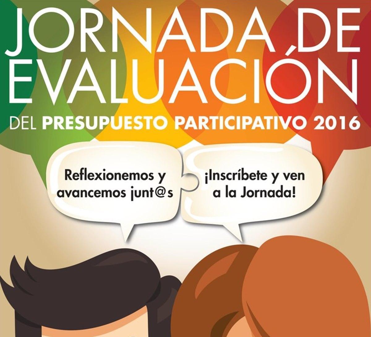Jornada de evaluación PSP 2016