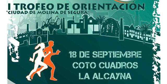 I Trofeo de Orientación La Alcayna-Altorreal
