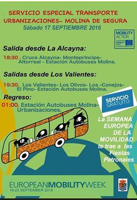 semana-europea-movilidad-urbanizaciones-altorreal-la-alcayna-molina-de-segura