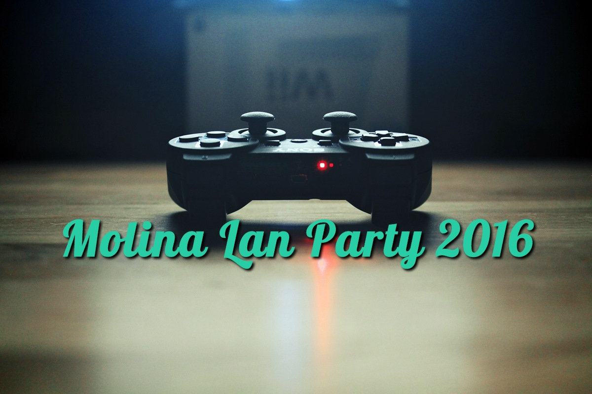 Molina Lan Party 2016
