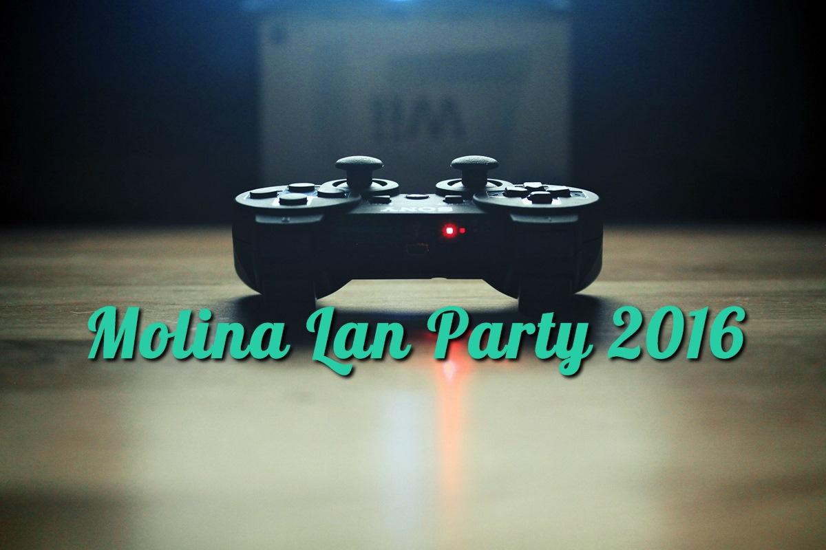 Molina Lan Party 2016