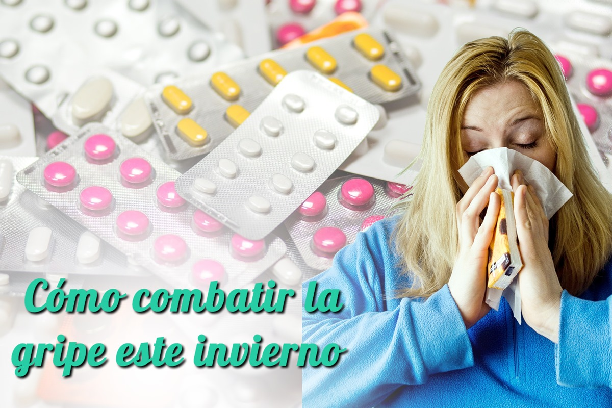 Cómo combatir la gripe este invierno