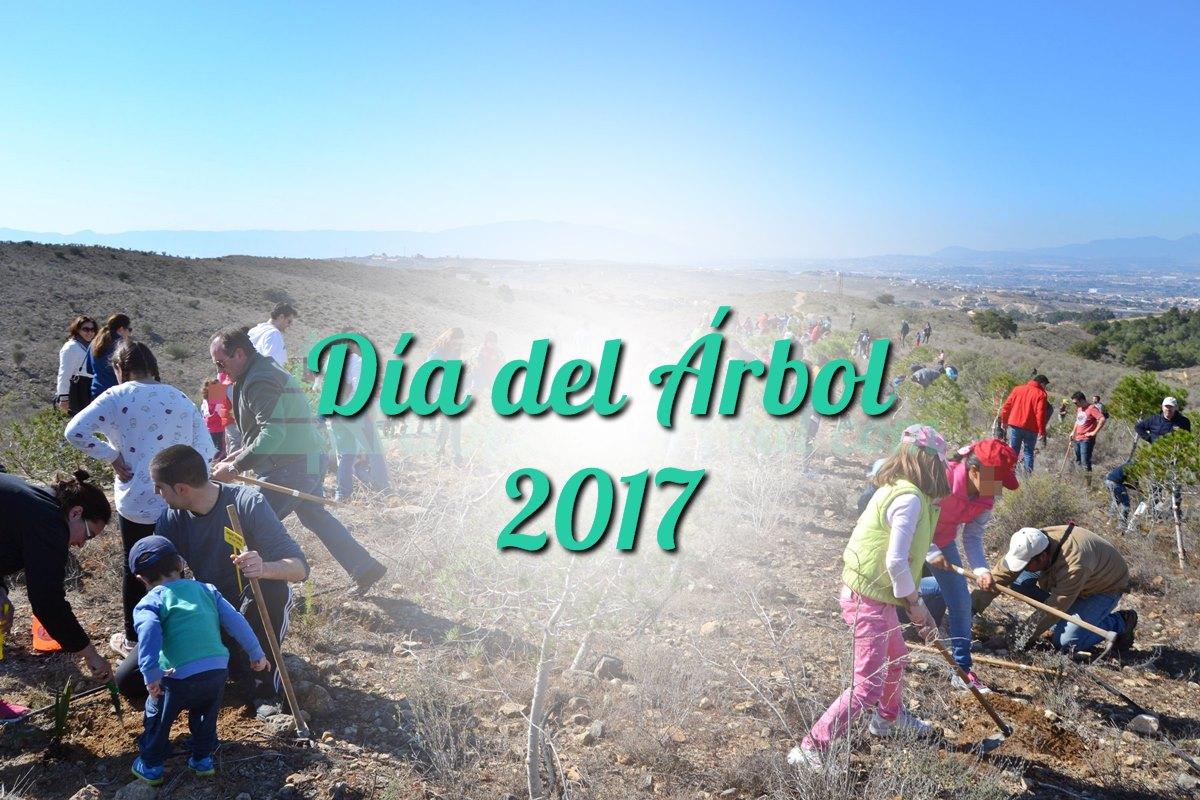 Día del Árbol 2017
