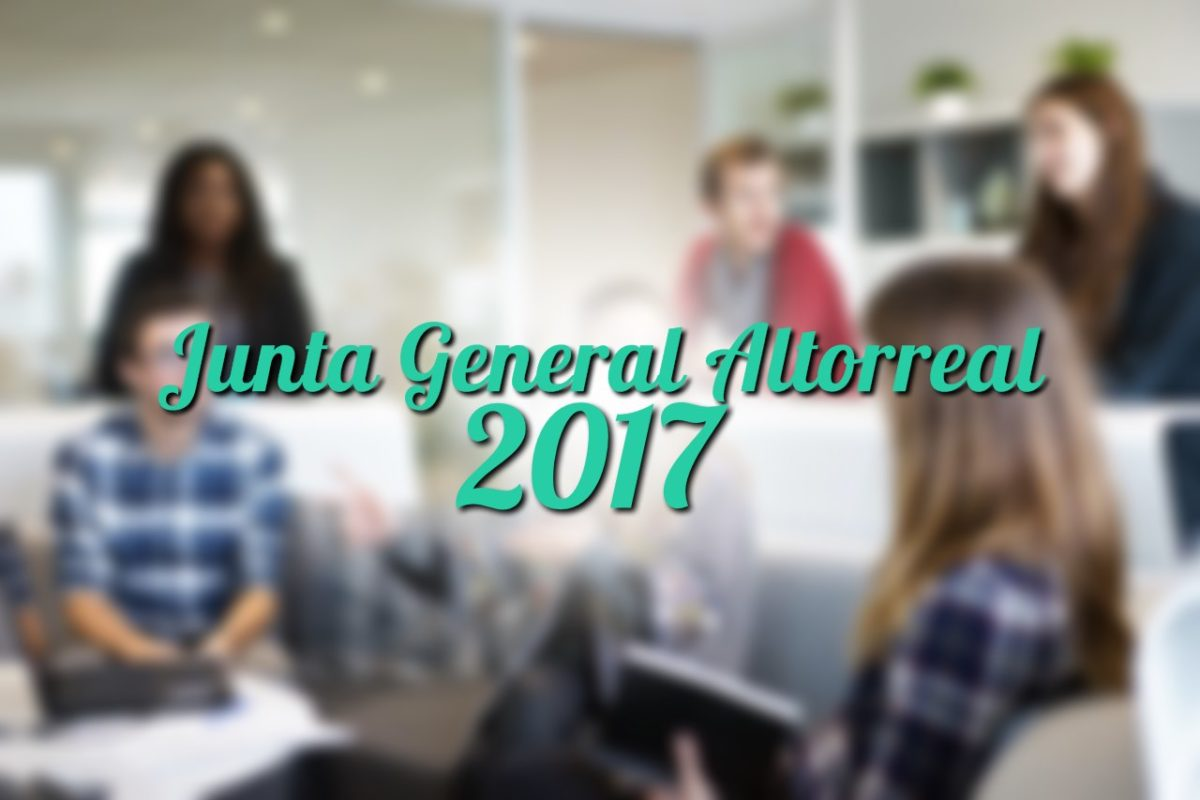 Junta General Altorreal 2017