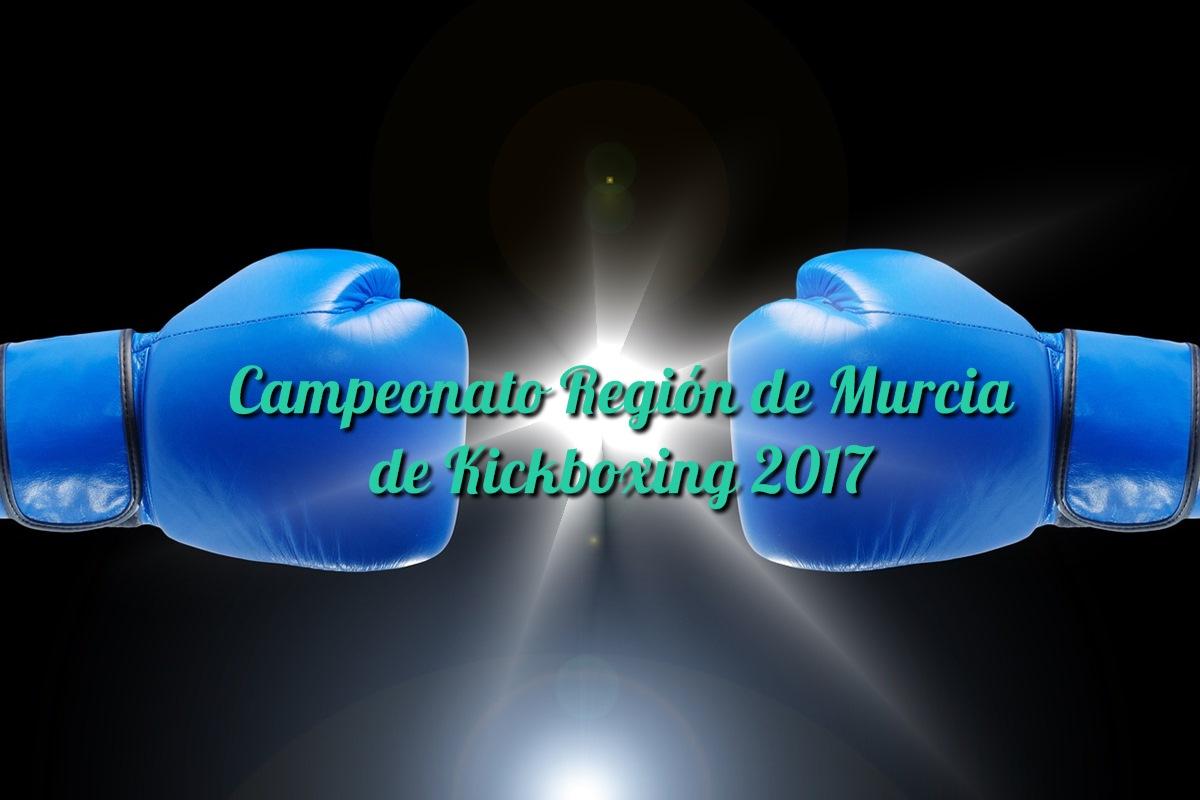 Campeonato Región de Murcia de Kickboxing 2017