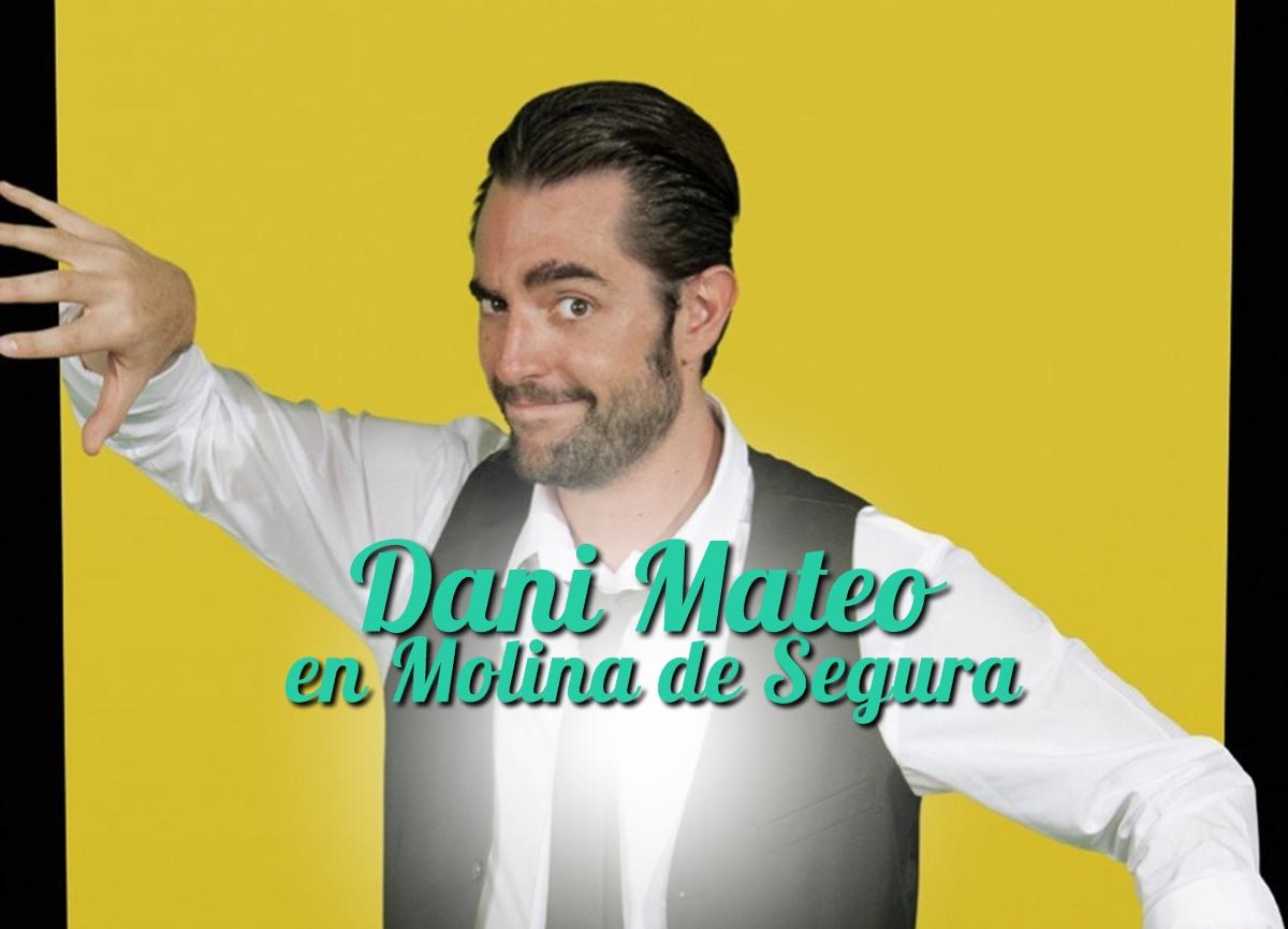 Dani Mateo en Molina de Segura