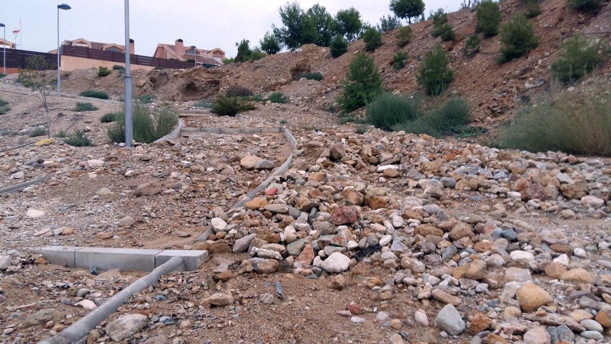 Se arreglará el parque de C/Cabo de Palos en Altorreal