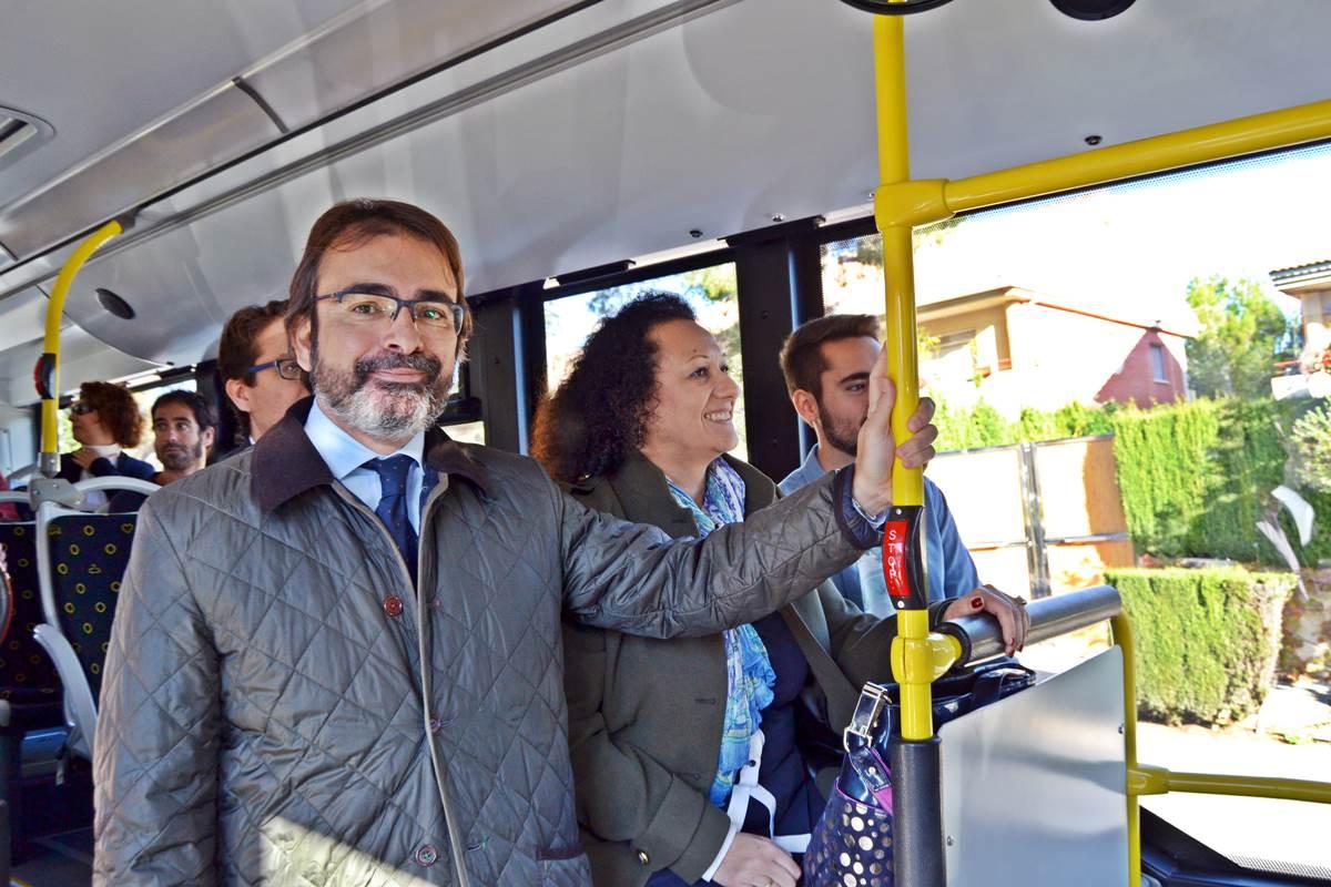 Nuevos servicios de autobús entre Altorreal y Murcia