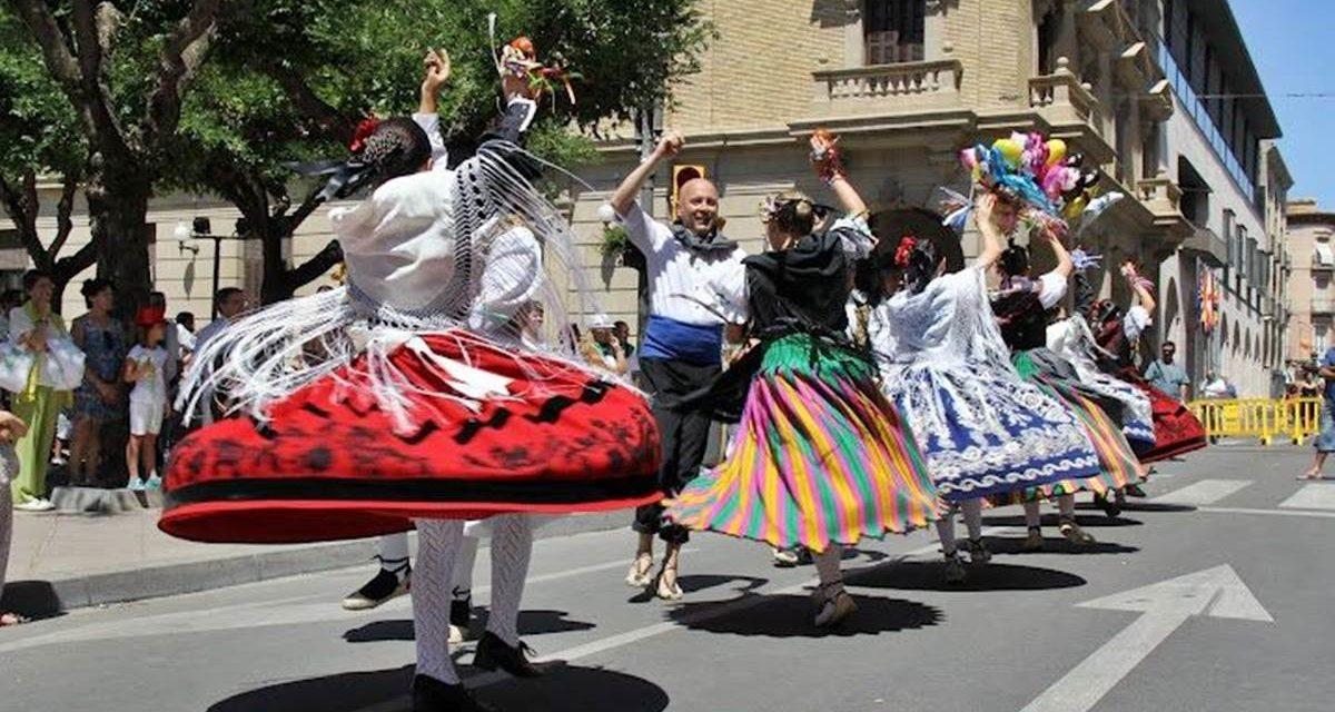 El grupo Coros y Danzas de Molina representa a la Región de Murcia en el 34º Festival Internacional de Cerdanyola del Vallés