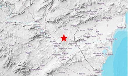 Terremoto de 2.1 junto a Altorreal