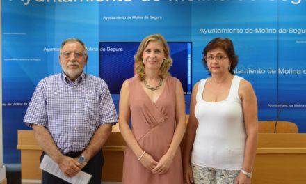 La Alcaldesa reestructura el Gobierno de Molina de Segura