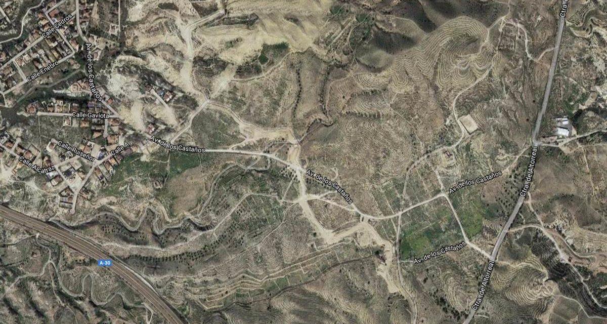 El Chorrico tendrá por fin mejorada su conexión con la Carretera de Altorreal