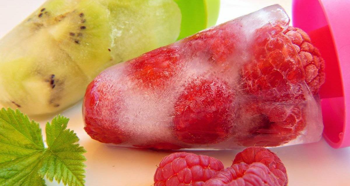 Hacer helados caseros: sanos y ricos