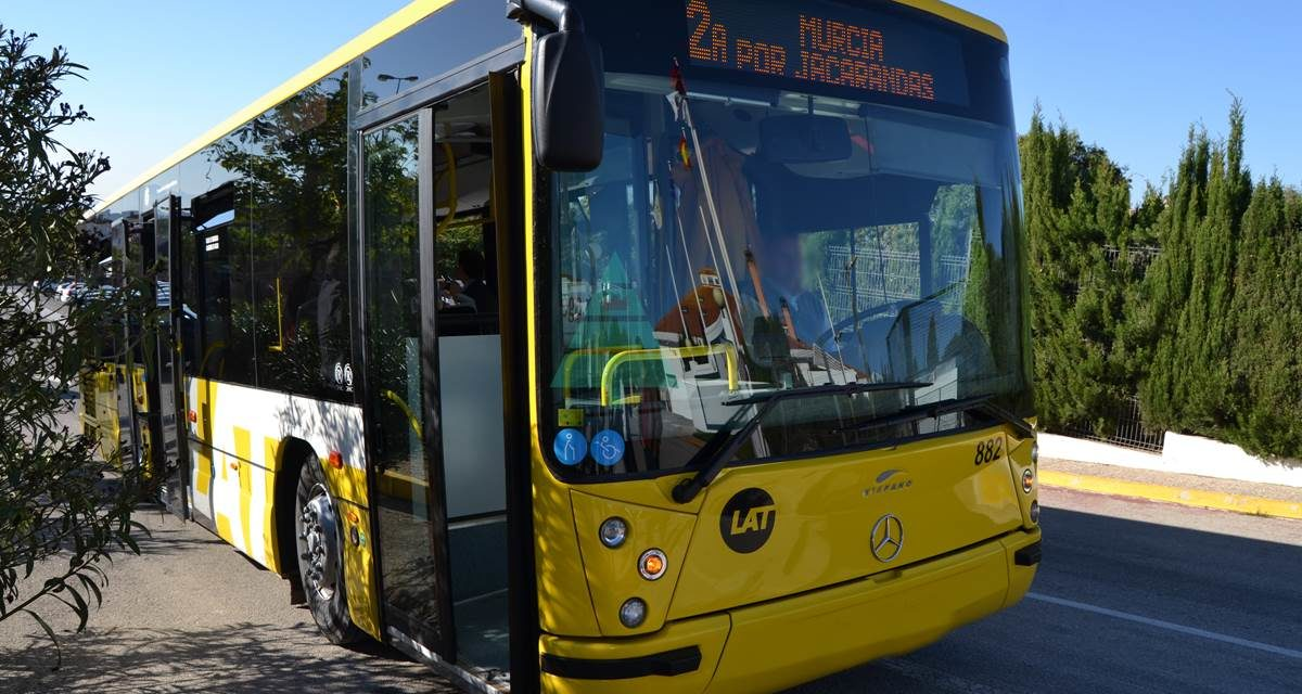 """Servicio de Bus especial """"La Romería"""""""