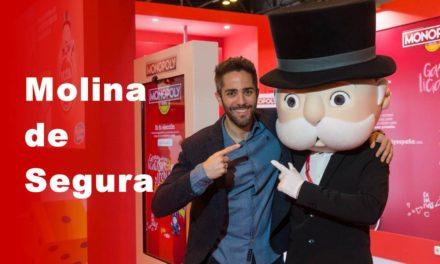 ¿Hacemos que Molina de Segura salga en el Monopoly?