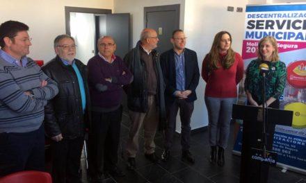 Altorreal ya tiene la Oficina Descentralizada de Servicios Municipales