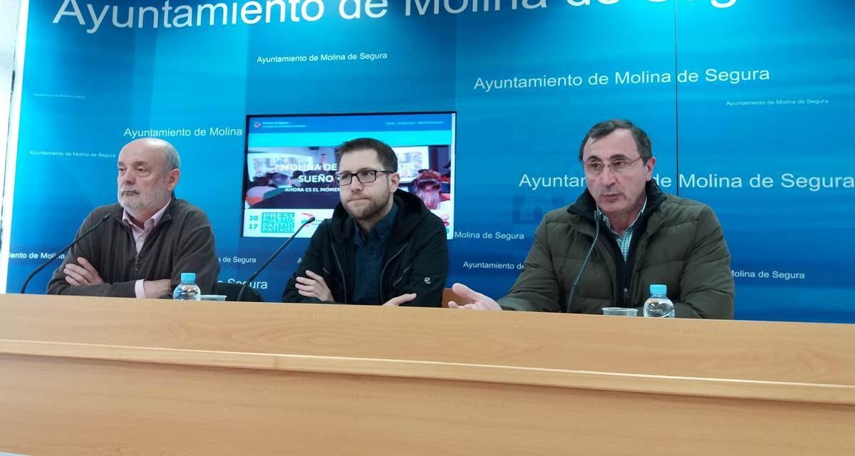 El Ayuntamiento presenta el portal web de Participación Ciudadana