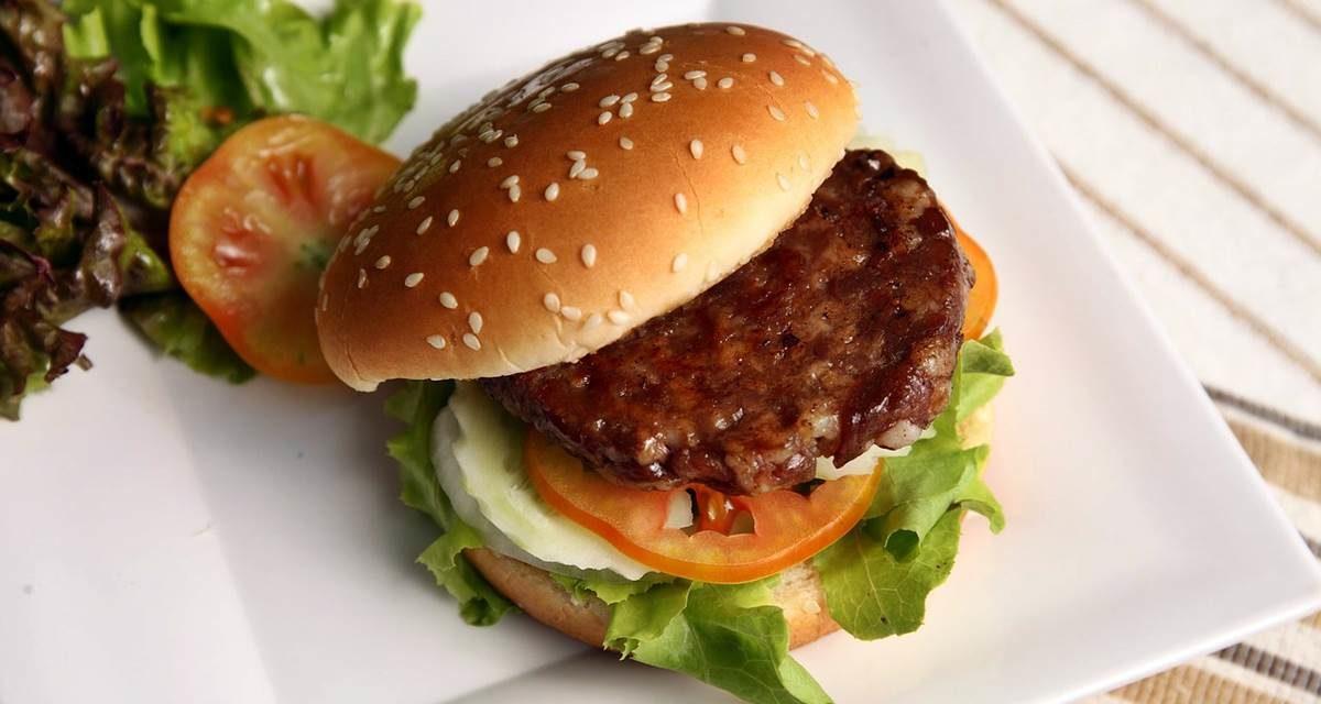 Ketchup en lonchas: la revolución de la hamburguesa