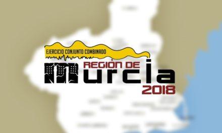 Simulacro de terremoto en la Región de Murcia