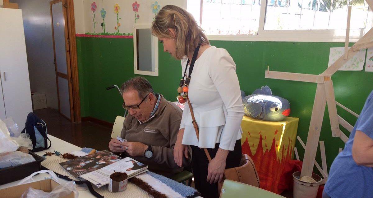 El Ayuntamiento firma un convenio con ASPAPROS