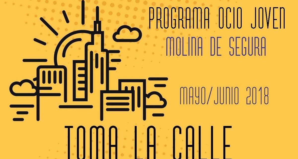 Los jóvenes «toman la calle» en Molina de Segura