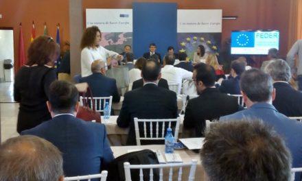 El Ayuntamiento participa en la jornada EDUSI en Almería