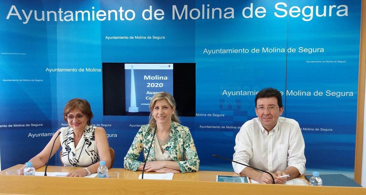 Molina de Segura consigue 10 millones para proyectos EDUSI
