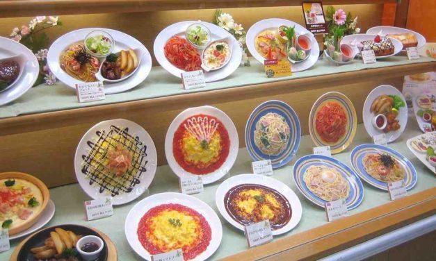 Fiebre por el 'Fake Food' en Japón: la comida que no se come