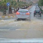 Alerta por lluvia en toda la Región de Murcia