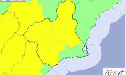 Se amplía la alerta amarilla por tormentas