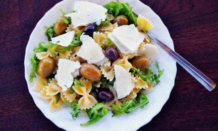 ¿Se puede congelar la ensalada de pasta?