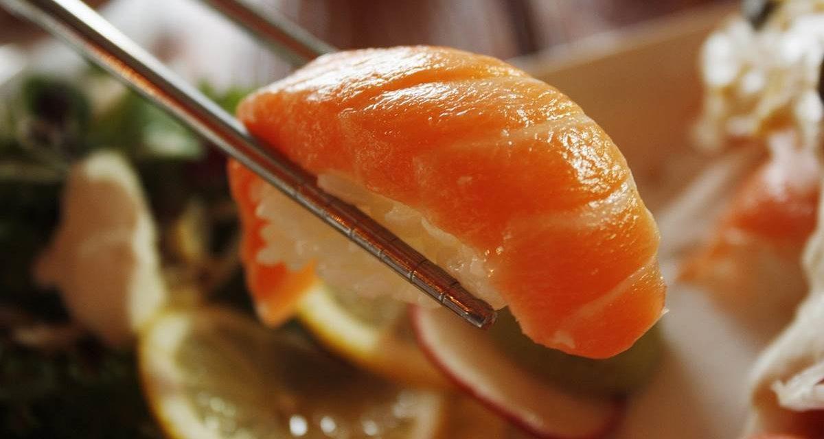 10 cosas que hay que saber para comer sushi correctamente