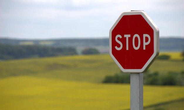 Un 73% de los conductores ha tomado decisiones incorrectas por culpa de la mala señalización