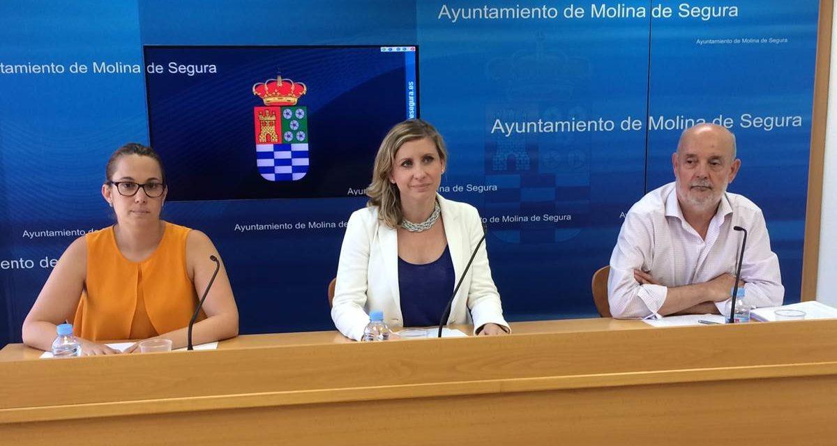 Molina de Segura firma un convenio con Interbarrios
