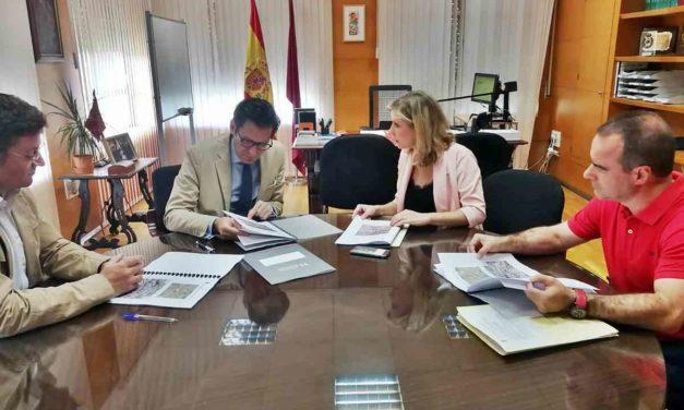 Molina de Segura reclama la construcción de una nueva sede para el Palacio de Justicia