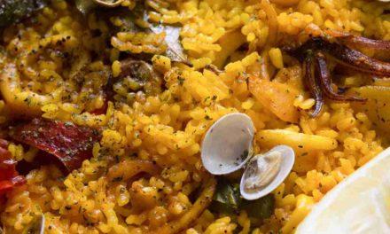 ¿Qué arroz es el más adecuado para cocinar una paella y cuál para el sushi?