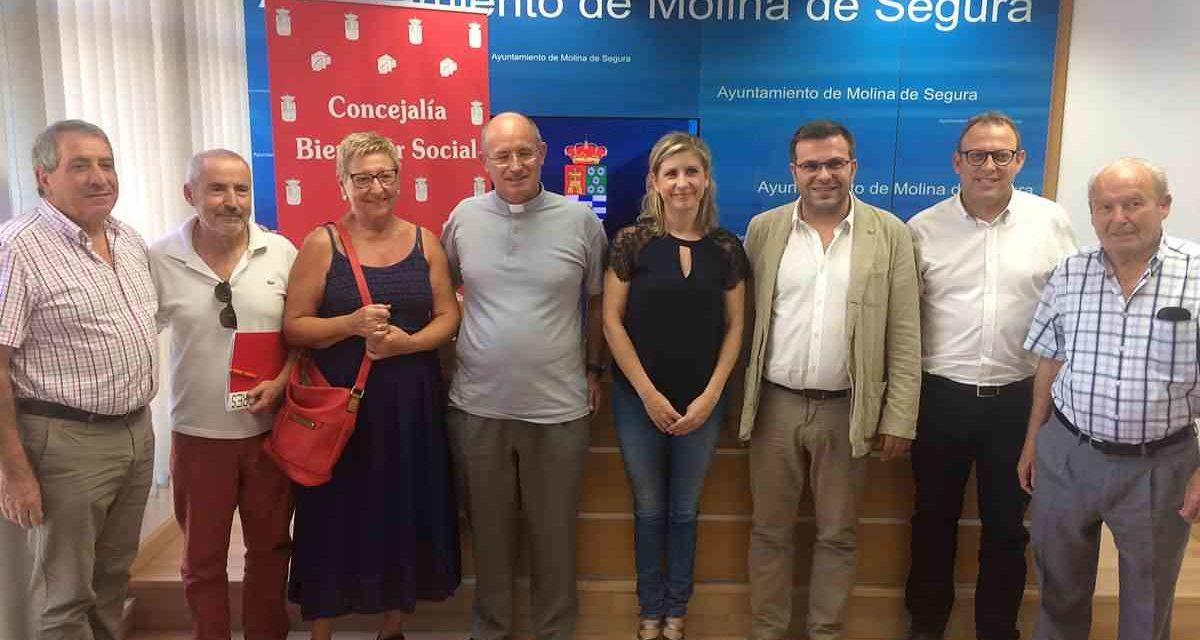 El Ayuntamiento y Cáritas firman un convenio para atender a personas en situación de exclusión social grave