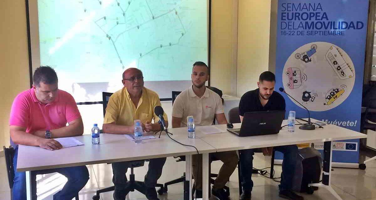 Molina de Segura estrena una APP con información de transporte