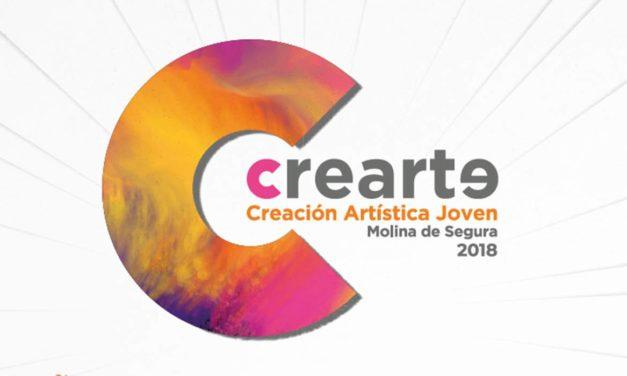 Certamen de Creación Artística Joven CREARTE 2018