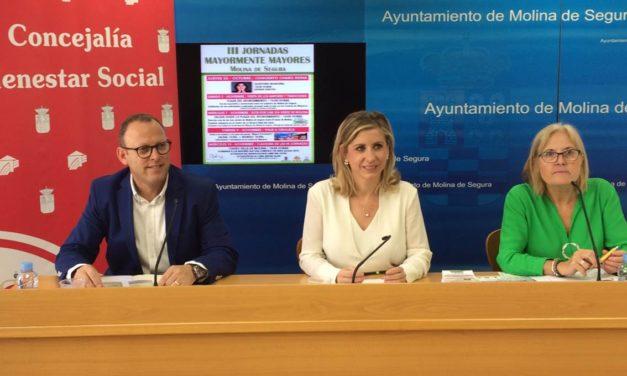 III Jornadas Mayormente Mayores de Molina de Segura