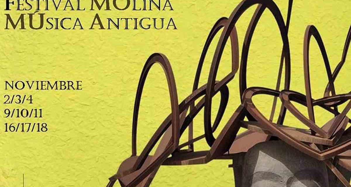 II Festival Molina Música Antigua, MOMUA 2018