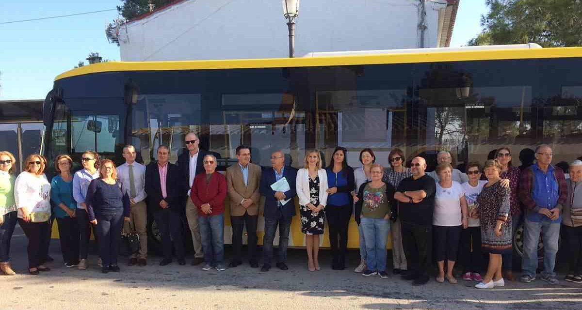 La línea 51 conectará Altorreal con el resto de urbanizaciones