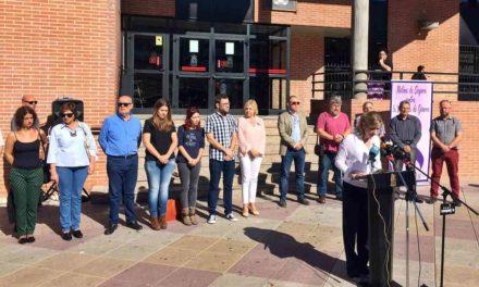Molina de Segura muestra su condena a la agresión machista ocurrida en la localidad